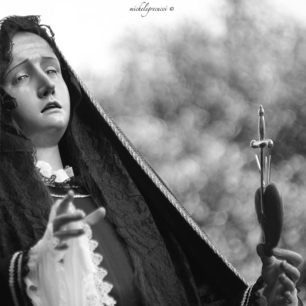 Madonna Addolorata Settimana Santa Taranto