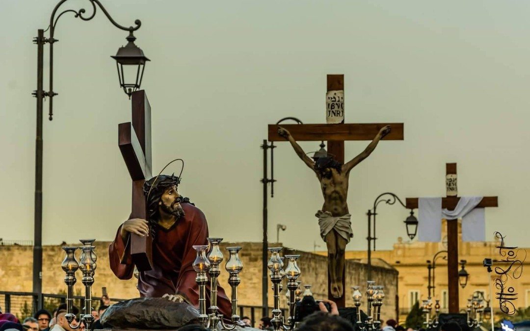Pasqua 2018: i riti della settimana Santa in Puglia. Taranto emblema della ritualità pasquale.