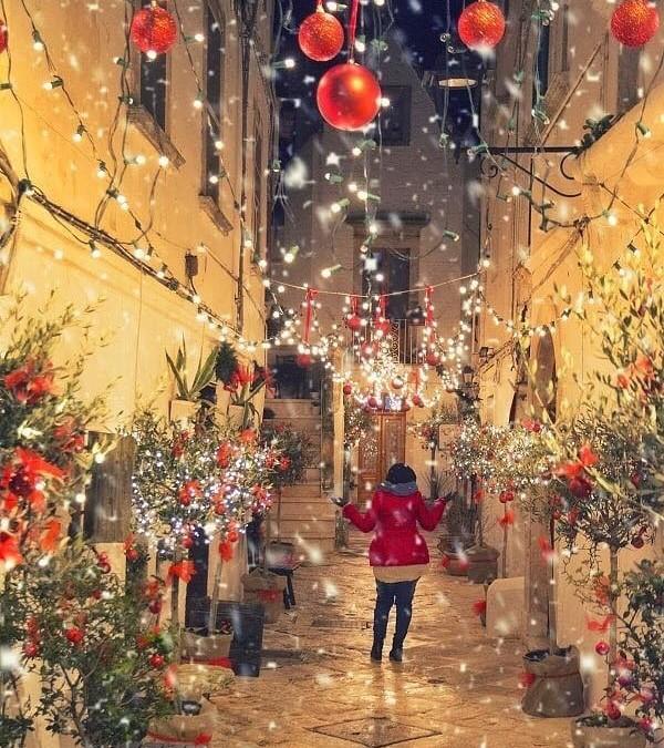 Natale 2018: tutti gli imperdibili eventi tra Puglia e Basilicata!